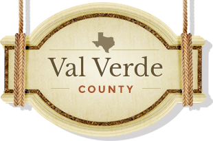 Val Verde County Library 'Bots & Books logo