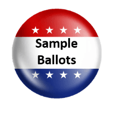 Sample Ballots Opens in new window